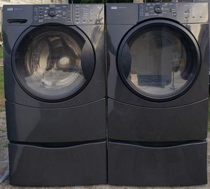 KENMORE WASHER AND DRYER FRONT LOAD for Sale in Gallatin, TN
