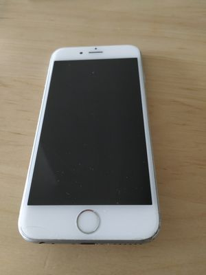 Used IPhone 6S in Silver for Sale in Seattle, WA