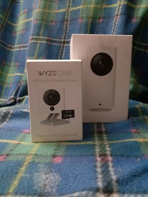 Wifi security cameras for Sale in St. Louis, MO