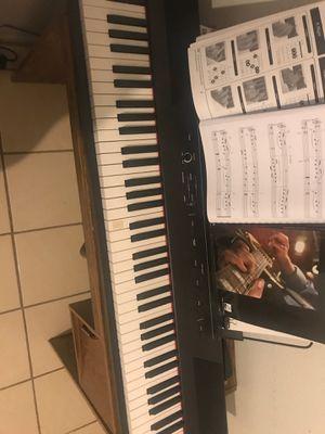 Piano keyboard for Sale in Avondale, AZ