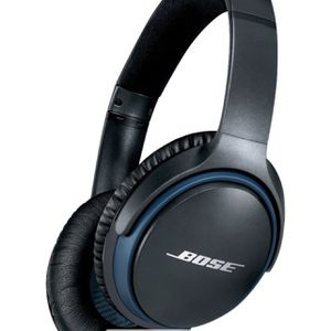 Black Bose SoundLink around-ear headphones II for Sale in Los Angeles, CA