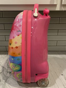 Trolls Kids Hardshell Carryon Luggage for Sale in Ripon,  CA