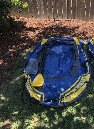 Inflatable boat/kayak for Sale in Sacramento, CA