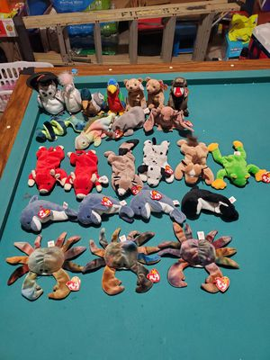 Ty Beanie Babies for Sale in Houston, TX