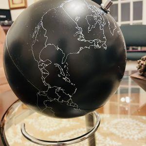Black Desk Globe for Sale in Dallas, TX