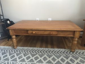 Matching coffee and end table for Sale in Arlington, VA