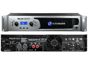 Crown XLS1500 Amplifier for Sale in Canton, MI