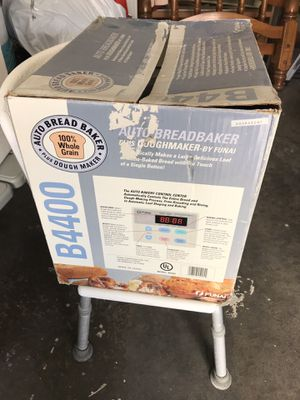 Auto bread baker for Sale in Los Angeles, CA