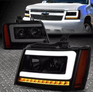 ULED DRL led headlight for Chevy Tahoe Suburban Avalanche 07 - 14 for Sale in Lynn, MA
