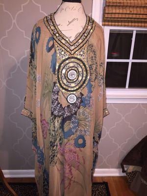 Abaya fancy dress kaftan New for Sale, used for sale  Lawrence Township, NJ