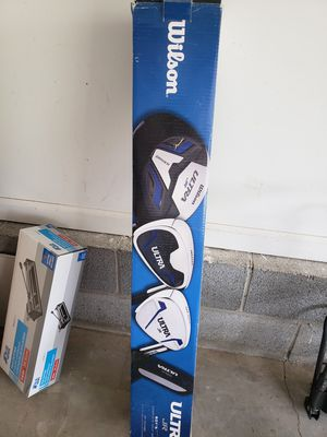 Left handed Jr Golf Clubs with bag for Sale in White House, TN