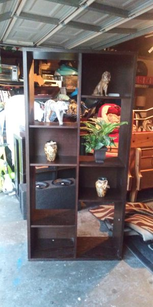 Beautiful bookshelve or cube organizer very nice .... for Sale in Escondido, CA