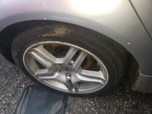 Acura tl 08 wheels $300 for Sale in North Providence, RI