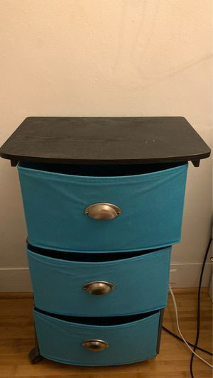 Cube organizer with removable drawers for Sale in Brockton, MA