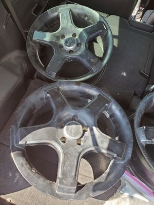 Scion xd rims set for Sale in Burr Ridge, IL