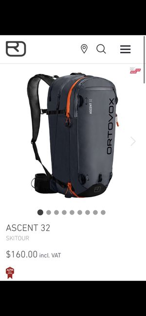 ASCENT 32 Hiking Backpack for Sale in Queens, NY