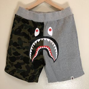 Bape shark shorts camo grey (fits like medium/large) for Sale in Los Angeles, CA