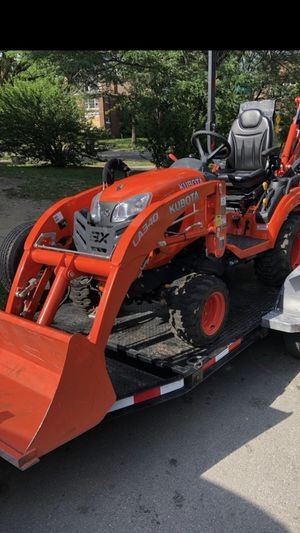 2019 Kubota Backhoe for Sale in Greenville, SC