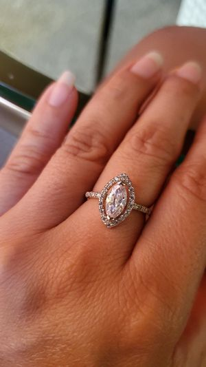 Sterling silver promise/ engagement ring for Sale in Los Angeles, CA