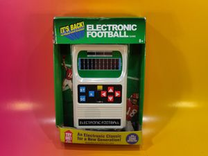 New Electronic Football game for Sale in San Jose, CA