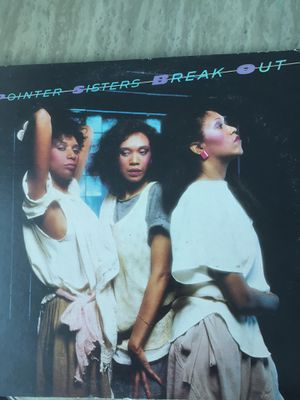 Pointer sisters breakout vynil record for Sale in Miami, FL