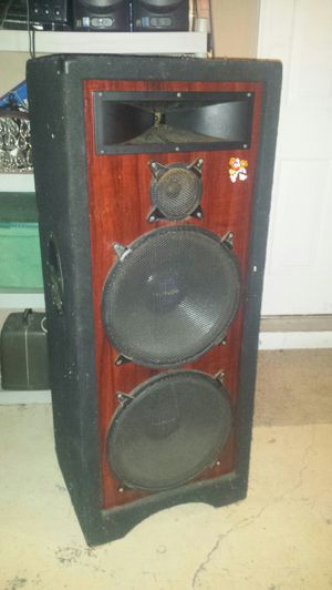 Pro audio speaker for Sale in Villa Rica, GA