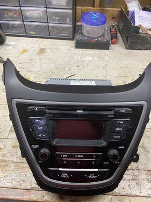 Stock Hyundai Elantra Stereo/Radio for Sale in Puyallup, WA
