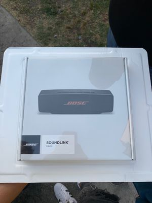 Bose soundlink mini 2 new never opened for Sale in Anaheim, CA