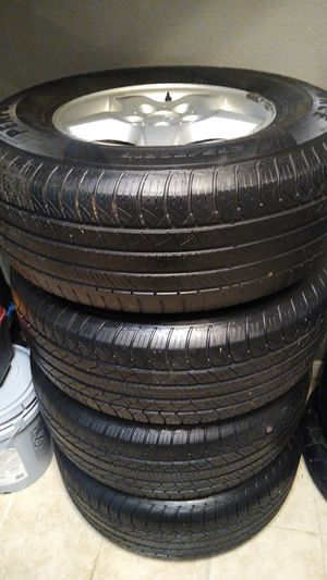 Rims and Tires for Sale in DeSoto, TX