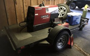 Welding Trailer $1500 for Sale in Oceano, CA