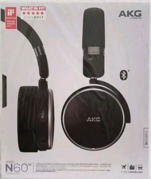 New AKG Noise Cancelling Headphones for Sale in Columbus, OH