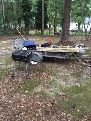 Utility trailer hitch included for Sale in Atlanta, GA