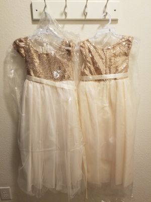 Flower Girl Dresses for Sale in Poway, CA