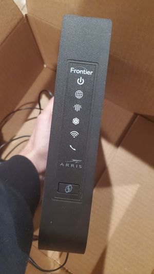 Arris NVG468MQ 5GHz 5G 2.4GHz Modem + Router Combo Frontier Verizon for Sale in Burbank, CA