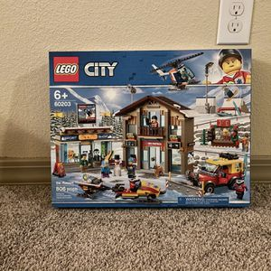 LEGO Ski Resort City Town (60203) Brand New Sealed for Sale in Humble, TX