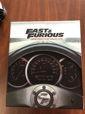 The Fast and The Furious Movies Collection for Sale in Gresham, OR