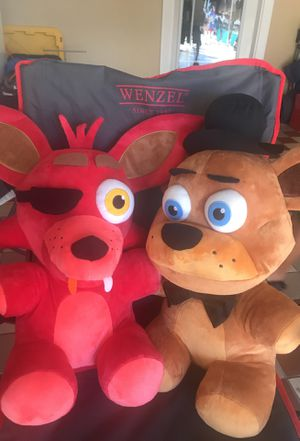 Five Nights of Freddy Plushies for Sale in Tampa, FL