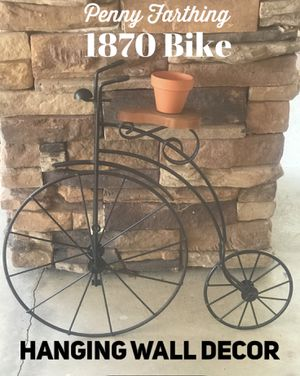 Penny Farthing 1870 Bike Home Decor for Sale in Montclair, CA