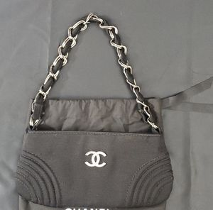 Vintage Chanel Jersey Fabric Bag for Sale in Issaquah, WA