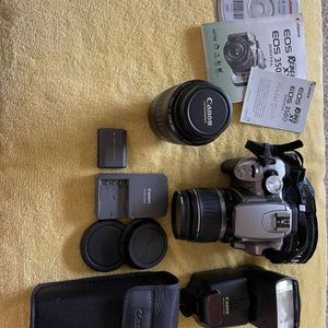 Canon Rebel XT EOS 350D DSLR Kit for Sale in Tacoma, WA