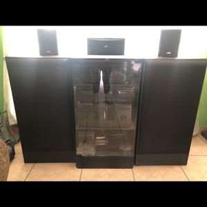 JVC Home Speakers $230 In Good Condition for Sale in North Las Vegas, NV