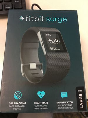 Fitbit Surge Large for Sale in Bloomingdale, IL