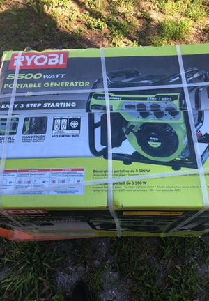 Generator 5500 for Sale in Tampa, FL