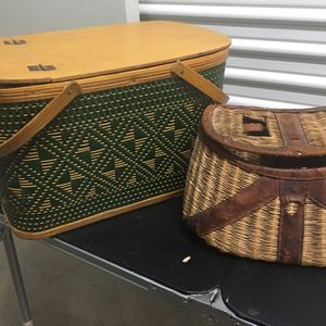 Wicker baskets for Sale in Peoria, AZ