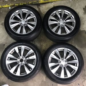 Infinity M37x 2013 wheels for Sale in Providence, RI