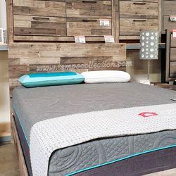 NEW IN THE BOX.BEDROOM SET: QUEEN BED +DRESSER+NIGHTSTAND SKU#TCB200-SET for Sale in Santa Ana,  CA