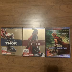 Thor 1,2 And 3 for Sale in Los Angeles, CA