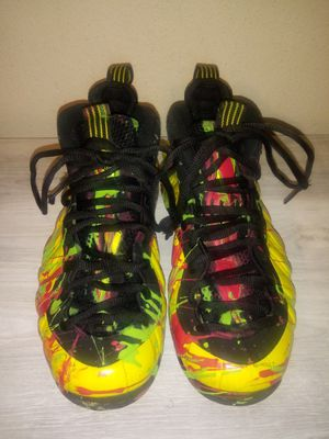 Custom Nike Foamposites and Jeans for Sale in Jacksonville, FL