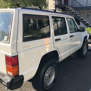 1996 Jeep Xj 4x4 $1,700firm As Is. Glendale for Sale in Glendale, AZ