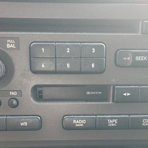 Audio Radio Stereo Receiver AM FM CD Cassette For 1999-2005 Saab 9-5 for Sale in Hialeah, FL